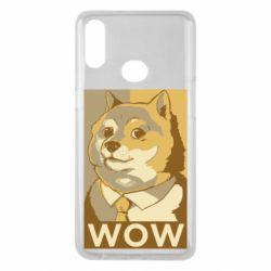 Чохол для Samsung A10s Doge wow meme