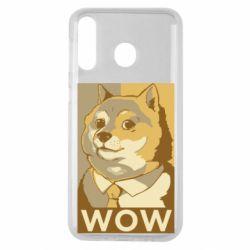 Чохол для Samsung M30 Doge wow meme