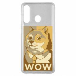 Чохол для Samsung M40 Doge wow meme