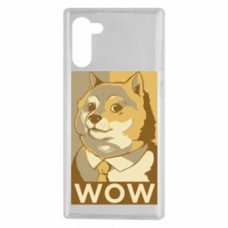 Чохол для Samsung Note 10 Doge wow meme