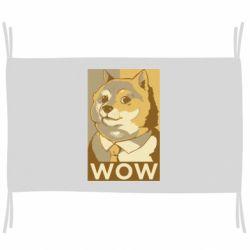 Прапор Doge wow meme