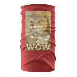 Бандана-труба Doge wow meme