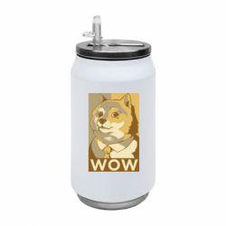 Термобанка 350ml Doge wow meme