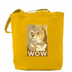 Сумка Doge wow meme