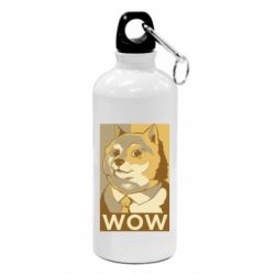 Фляга Doge wow meme