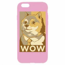 Чохол для iPhone 6 Plus/6S Plus Doge wow meme