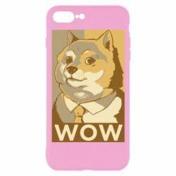 Чохол для iPhone 7 Plus Doge wow meme