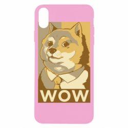 Чохол для iPhone X/Xs Doge wow meme