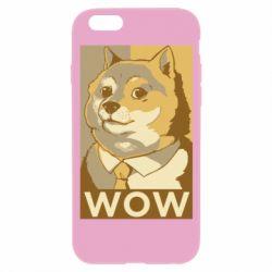 Чохол для iPhone 6/6S Doge wow meme