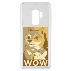 Чохол для Samsung S9+ Doge wow meme
