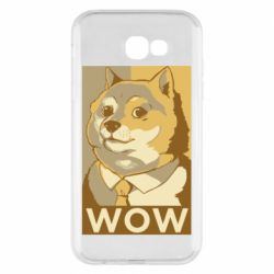 Чохол для Samsung A7 2017 Doge wow meme