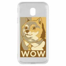 Чохол для Samsung J3 2017 Doge wow meme