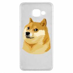 Чохол для Samsung A3 2016 Doge