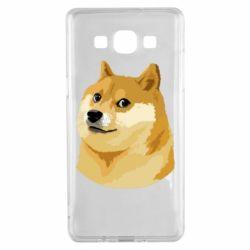 Чохол для Samsung A5 2015 Doge