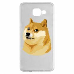 Чохол для Samsung A5 2016 Doge
