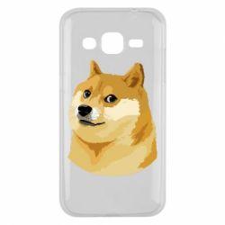 Чохол для Samsung J2 2015 Doge