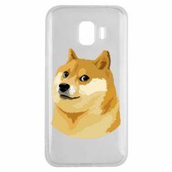 Чохол для Samsung J2 2018 Doge