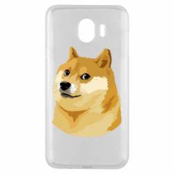 Чохол для Samsung J4 Doge