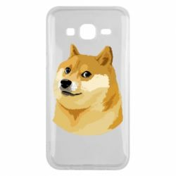 Чохол для Samsung J5 2015 Doge