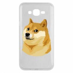 Чохол для Samsung J7 2015 Doge