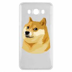 Чохол для Samsung J7 2016 Doge