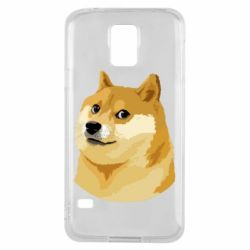 Чохол для Samsung S5 Doge