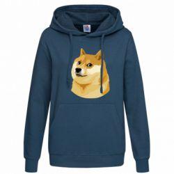 Женская толстовка Doge