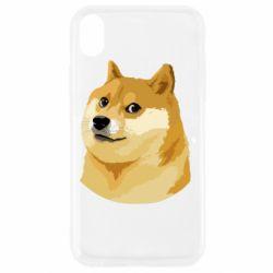 Чохол для iPhone XR Doge