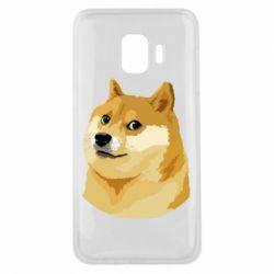 Чохол для Samsung J2 Core Doge