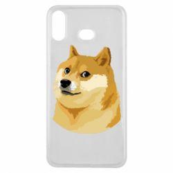 Чохол для Samsung A6s Doge