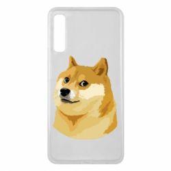 Чохол для Samsung A7 2018 Doge