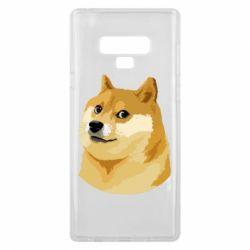 Чохол для Samsung Note 9 Doge