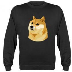 Реглан (свитшот) Doge - FatLine