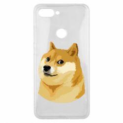 Чохол для Xiaomi Mi8 Lite Doge