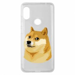 Чохол для Xiaomi Redmi Note Pro 6 Doge