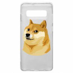 Чохол для Samsung S10+ Doge