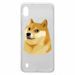 Чохол для Samsung A10 Doge