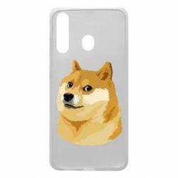 Чохол для Samsung A60 Doge