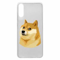 Чохол для Samsung A70 Doge