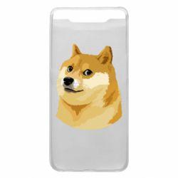 Чохол для Samsung A80 Doge