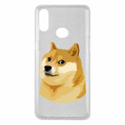 Чохол для Samsung A10s Doge