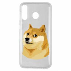 Чохол для Samsung M30 Doge