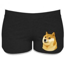 Женские шорты Doge - FatLine