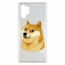 Чохол для Samsung Note 10 Plus Doge