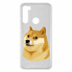 Чохол для Xiaomi Redmi Note 8 Doge