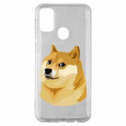 Чохол для Samsung M30s Doge