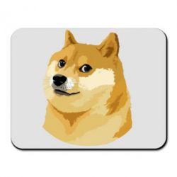 Коврик для мыши Doge