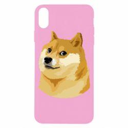 Чохол для iPhone X/Xs Doge
