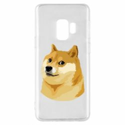 Чохол для Samsung S9 Doge