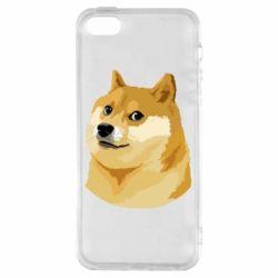 Чохол для iphone 5/5S/SE Doge
